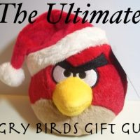 angry birds gifts