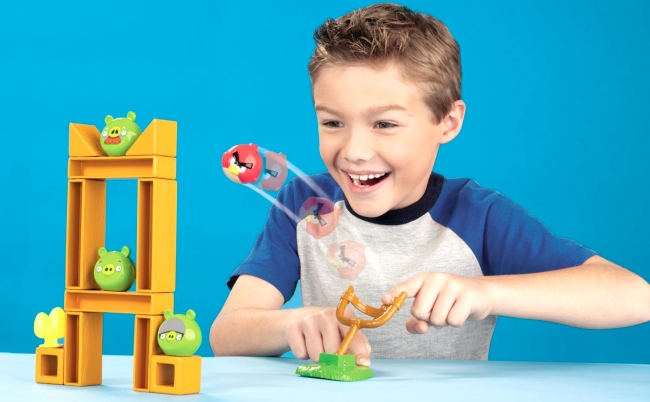 angry birds knock on wood play Ultimate Angry Birds Gift Guide
