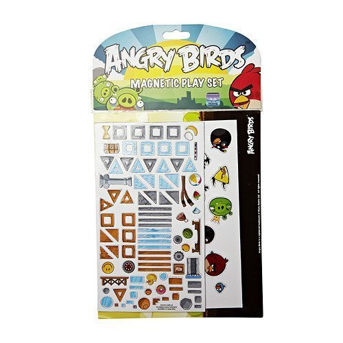 angry birds magnetic playset Ultimate Angry Birds Gift Guide