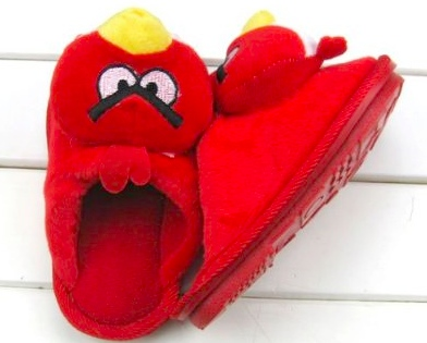 angry birds slippers Ultimate Angry Birds Gift Guide