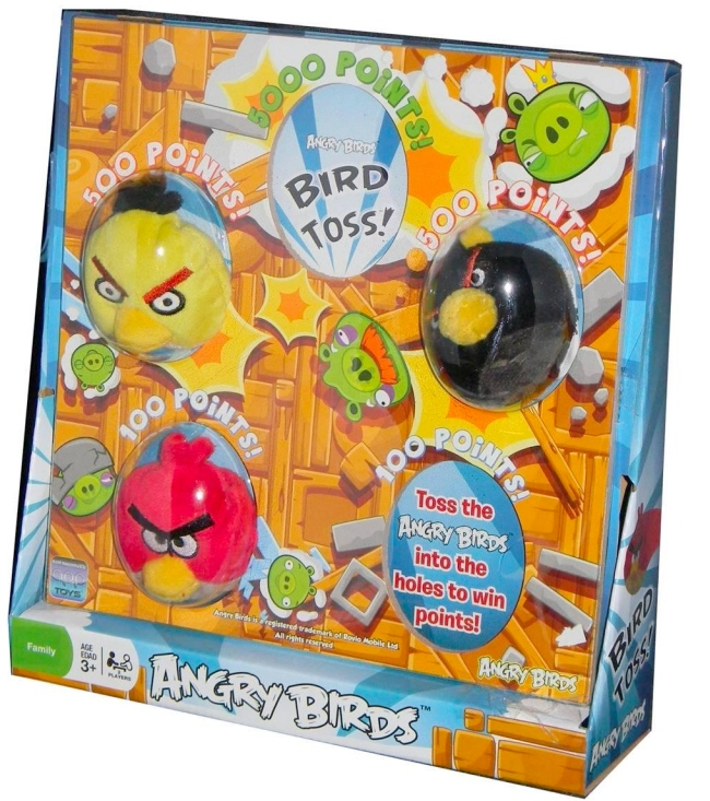 angry birds toss Ultimate Angry Birds Gift Guide