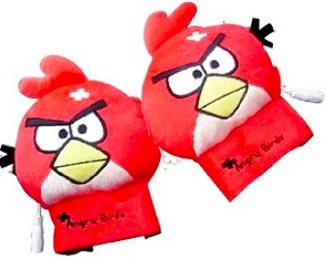 angry birds usb warmers Ultimate Angry Birds Gift Guide