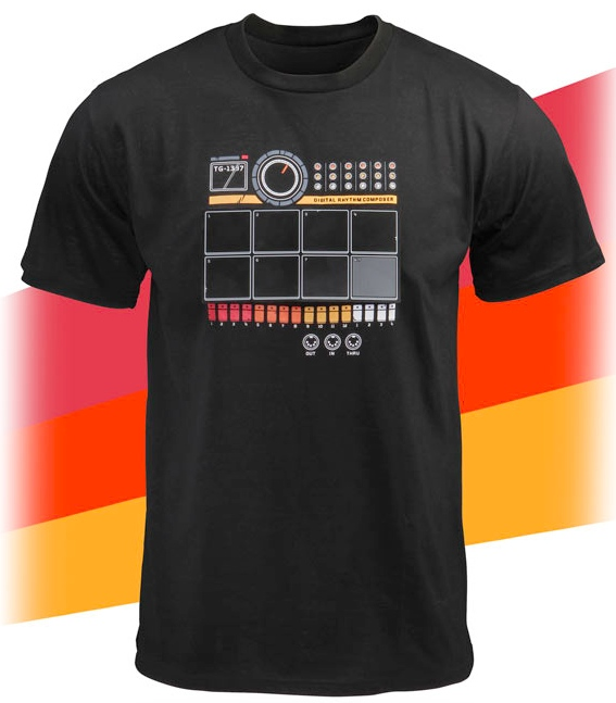 drum machine shirt1 Pinboard