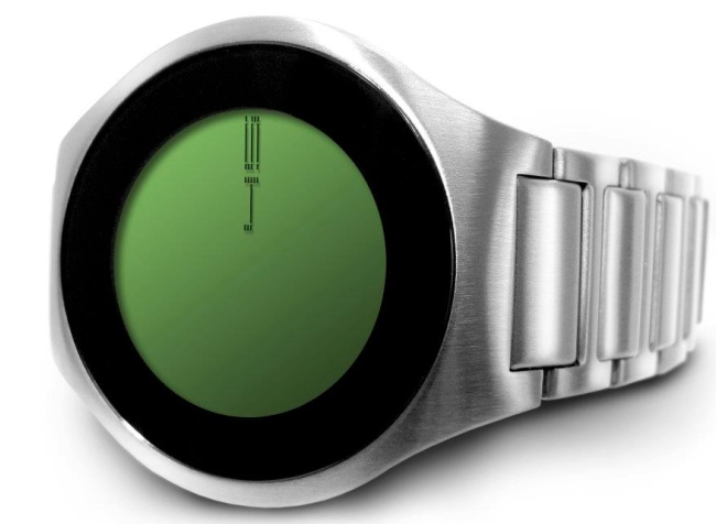 On Air: A Seriously Minimalist Watch from Tokyoflash