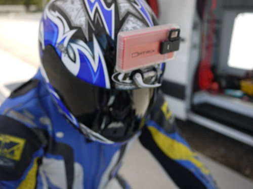 Optrix HD Sport Mount Turns the iPhone into an Action Sports Camera