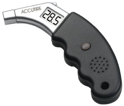 Talking Digital Tire Pressure Gauge