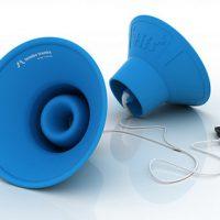 Tembo Trunks Silicone iPod Earphone Amplifiers