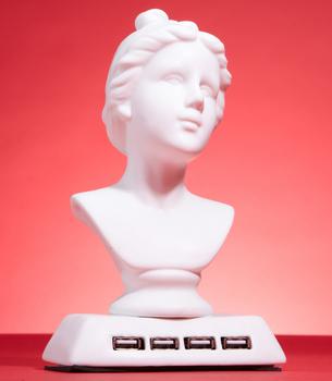 Aphrodite Bust USB Hub