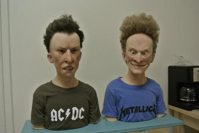 beavis and butthead in real life 650x435 Beavis and Butthead in Real Life