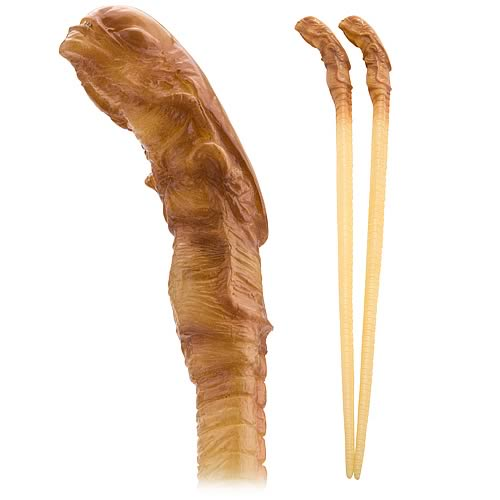 Alien Chestburster Chopsticks