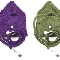 earbud knitter