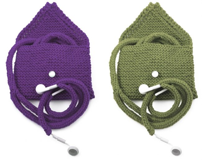 Earbud Knitting Kit
