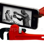 iWrench iPhone Stand