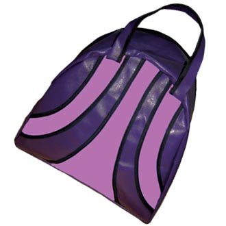 Big Lebowski Jesus Bowling Bag