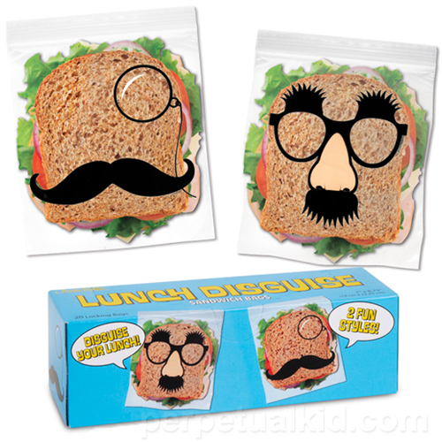 lunch disguise Pinboard