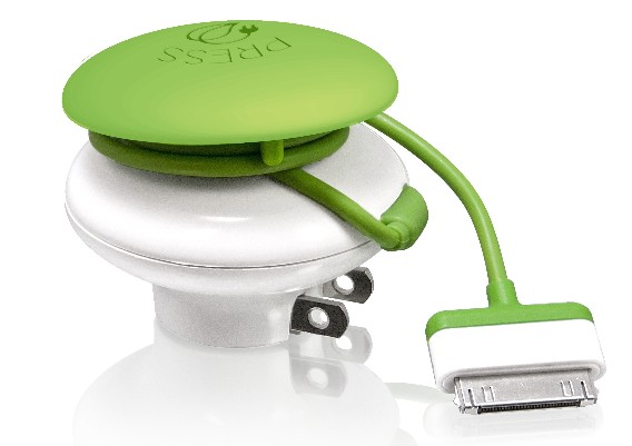 Kick this Mushroom to Charge Your Cell Phone