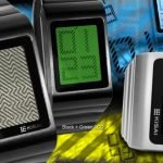 Tokyoflash's Optical Illusion Watch