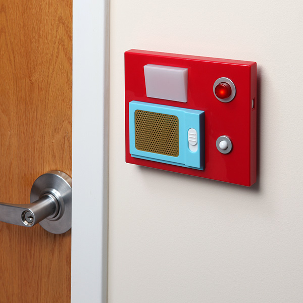 Motion Sensitive Retro Star Trek Door Chime