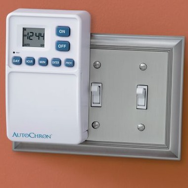 No Wiring Wall Switch Timer