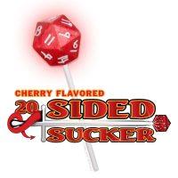20 sided lollipop