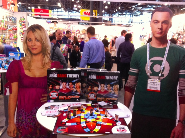 Bazinga! The Big Bang Theory Board Game