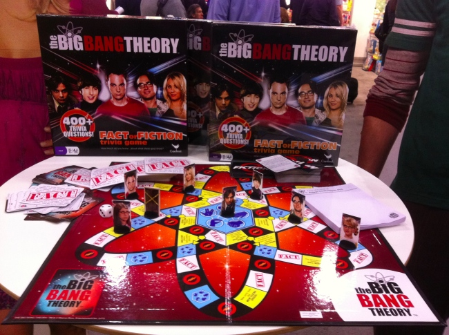 big bang theory trivia game Bazinga! The Big Bang Theory Board Game