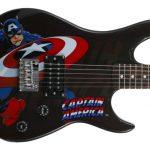 Peavey Marvel Superhero Guitars