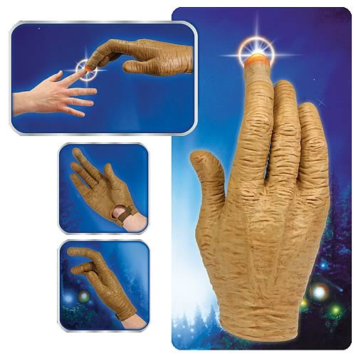 et light up hand Pinboard