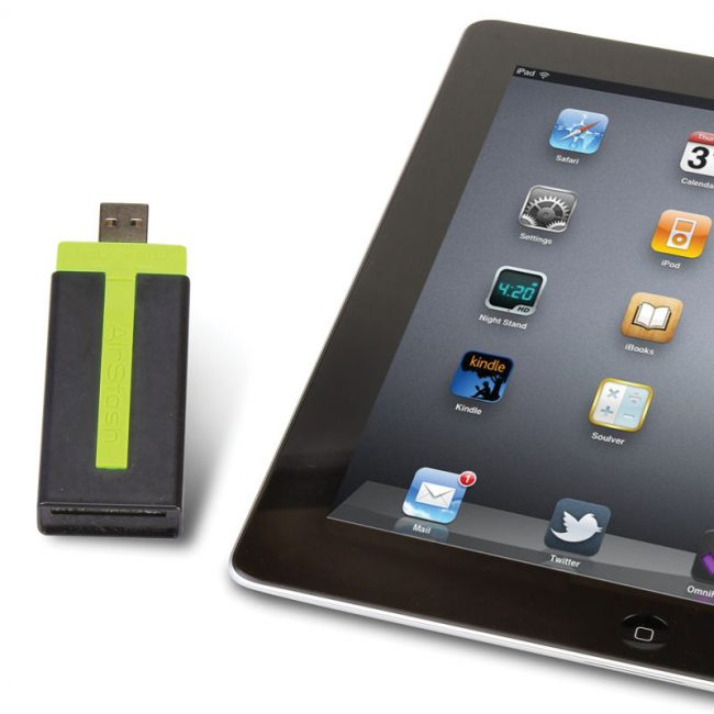 USB Flash Drive for the iPad