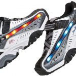 Light Up Lightsaber Sneakers