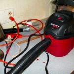 DIY Motion Sensing Shop Vac Mouse Trap