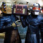 Steampunk Daft Punk Costumes