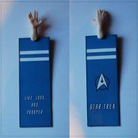 vulcan salute bookmark