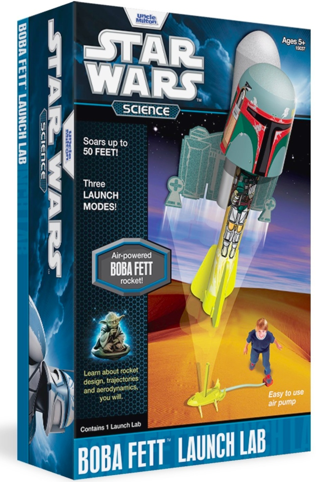 boba fett launch lab Pinboard