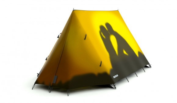 get a room tent Crazy Tent Designs from FieldCandy