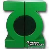 green lantern book end