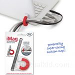 Horseshoe Magnet iPhone Stand