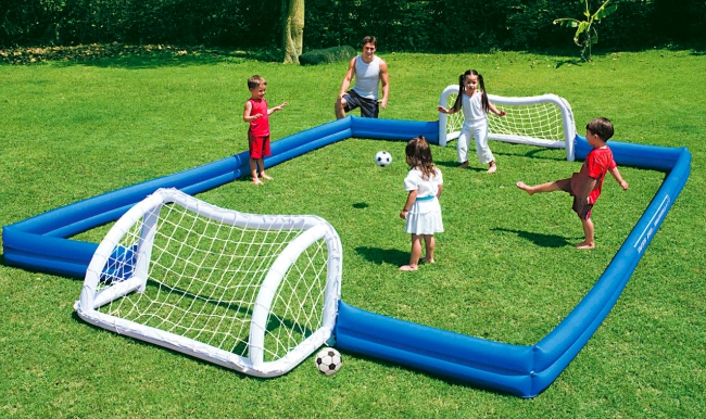 inflatable soccer Pinboard