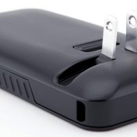 JuiceTank is an iPhone Case with a Wall Charger Plug