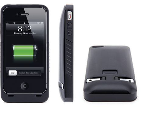 juicetank profile JuiceTank is an iPhone Case with a Wall Charger Plug