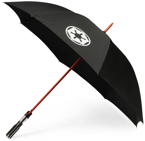 lightsaber umbrella Star Wars Lightsaber Umbrellas