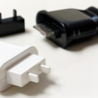 Plug Shaped iPhone Battery Backup