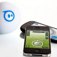 Sphero Robotic Ball is Controlled by your Smartphone