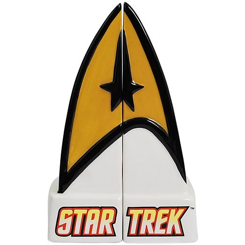star trek salt pepper Pinboard