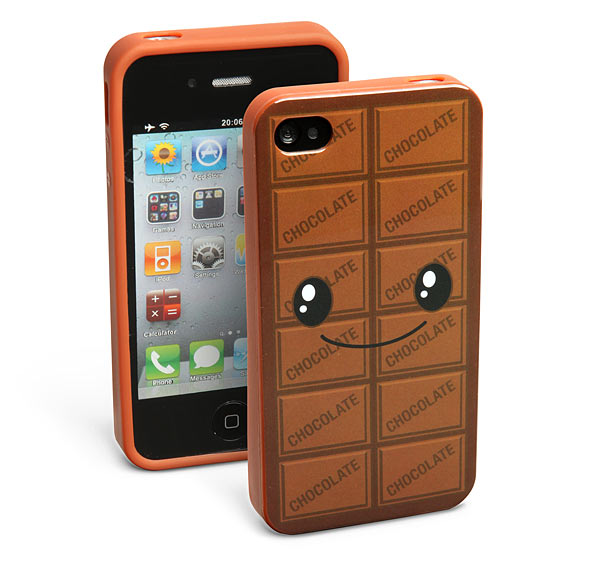 chocolate scented iphone case Chocolate Scented iPhone Case