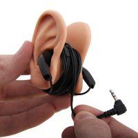 Disembodied Ears Earphone Holder