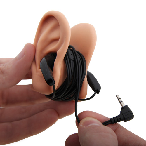 Disembodied Ears Earphone Holder