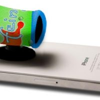 The Feinger is a Finger Mount for your Phone