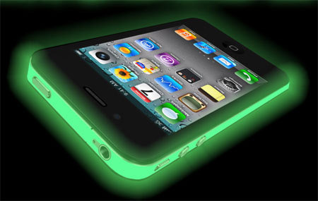 glow in the dark iphone iPhone Glow in the Dark Wrap