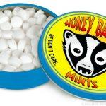 Honey Badger Mints Don't Care